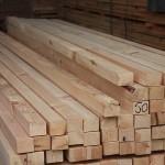 Брус деревянный