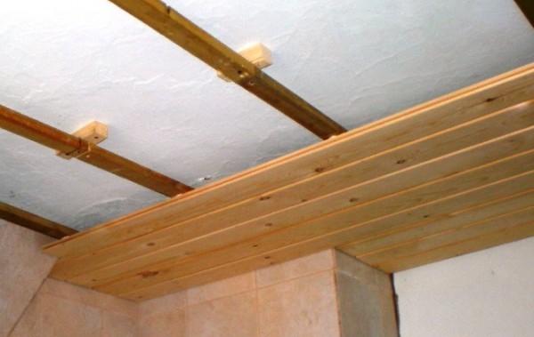 Доска для потолка